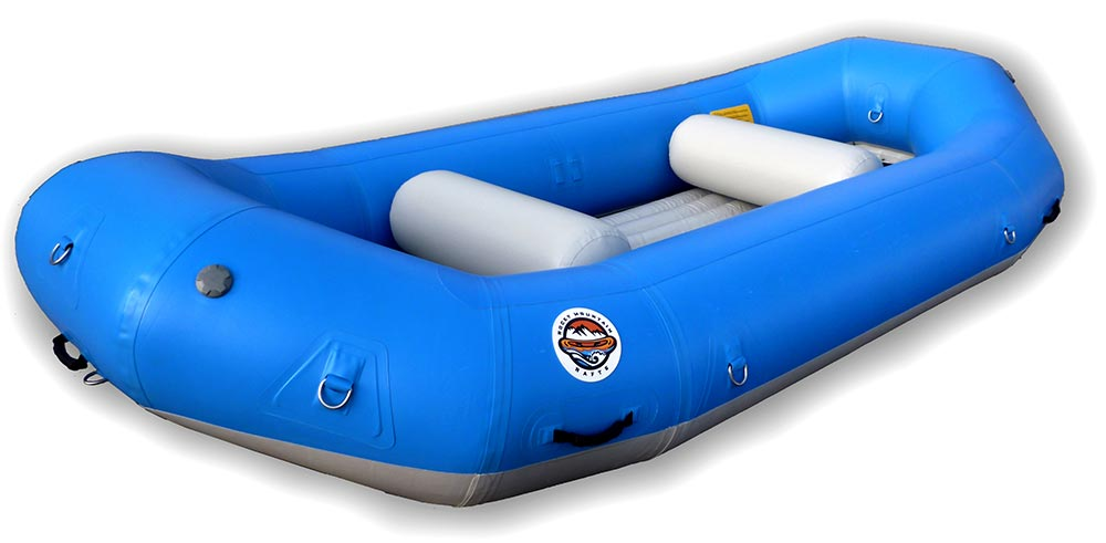 Rmr 16 Sb Whitewater Raft Welded Seams Laced Floor