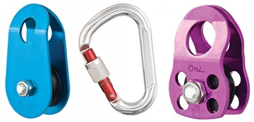 Carabiners & Pulleys