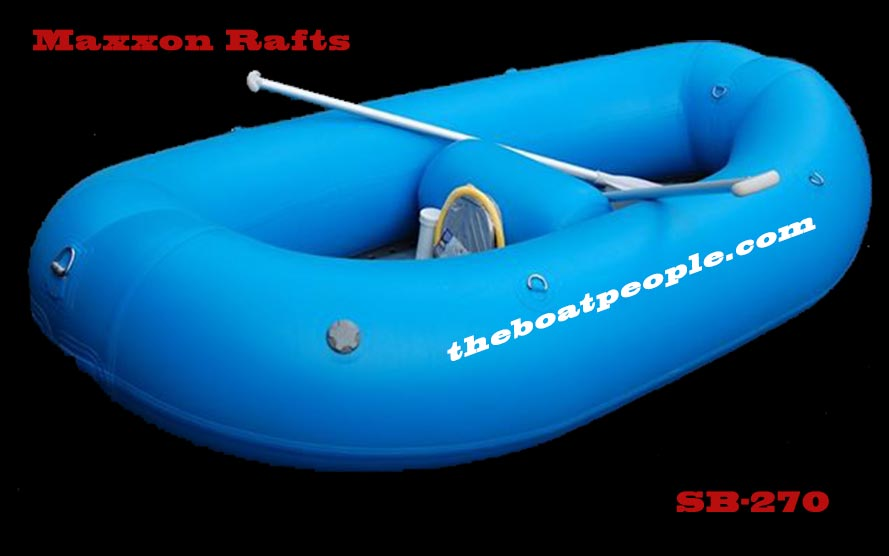 Maxxon SB-270 Whitewater Raft