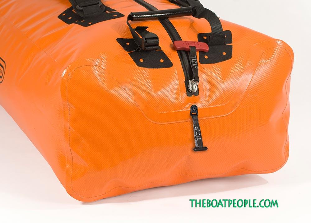 Ortlieb Zip Waterproof Duffle Bag Zipper