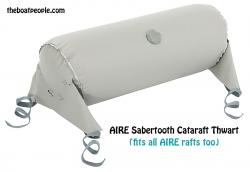 AIRE Sabertooth Cataraft Thwart