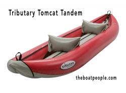 AIRE Tributary Tomcat 2 Inflatable Kayak Tandem