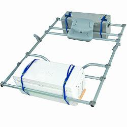 NRS Multi-Day Raft Rowing Frame, aluminum take-apart