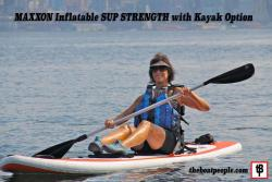 MAXXON Inflatable SUP STRENGTH