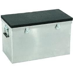 "Aluminum Drybox 26"" long X 13 X 15""  for Puma series rafts"