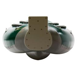 Power Transom Traveler Inflatable Canoe AIRE
