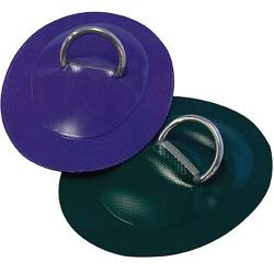 Heavy duty Oval PVC D-Ring for rafts and kayaks