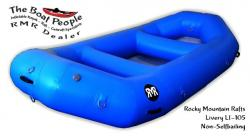 "RMR Livery non-self bailing 10'6"" raft"