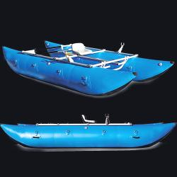 Rocky Mountain 3 Chamber 16' Cataraft