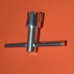 Professional Steel Summit II valve removal tool